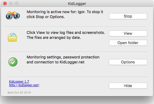 KidLogger Pro 8.6 full