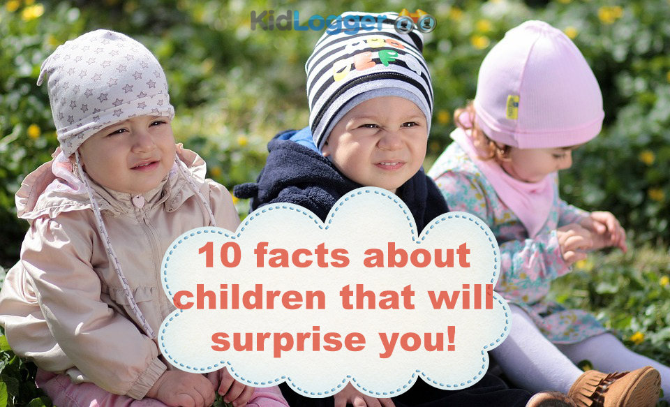 10 facts about kids